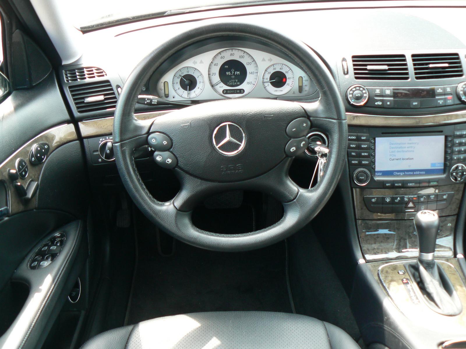2008 mercedes benz e class pictures cargurus for Mercedes benz e350 interior