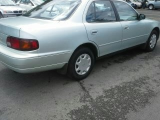 Picture of 1996 Toyota Camry XLE, exterior