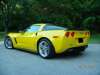 Picture of 2009 Chevrolet Corvette Z06 3LZ, exterior