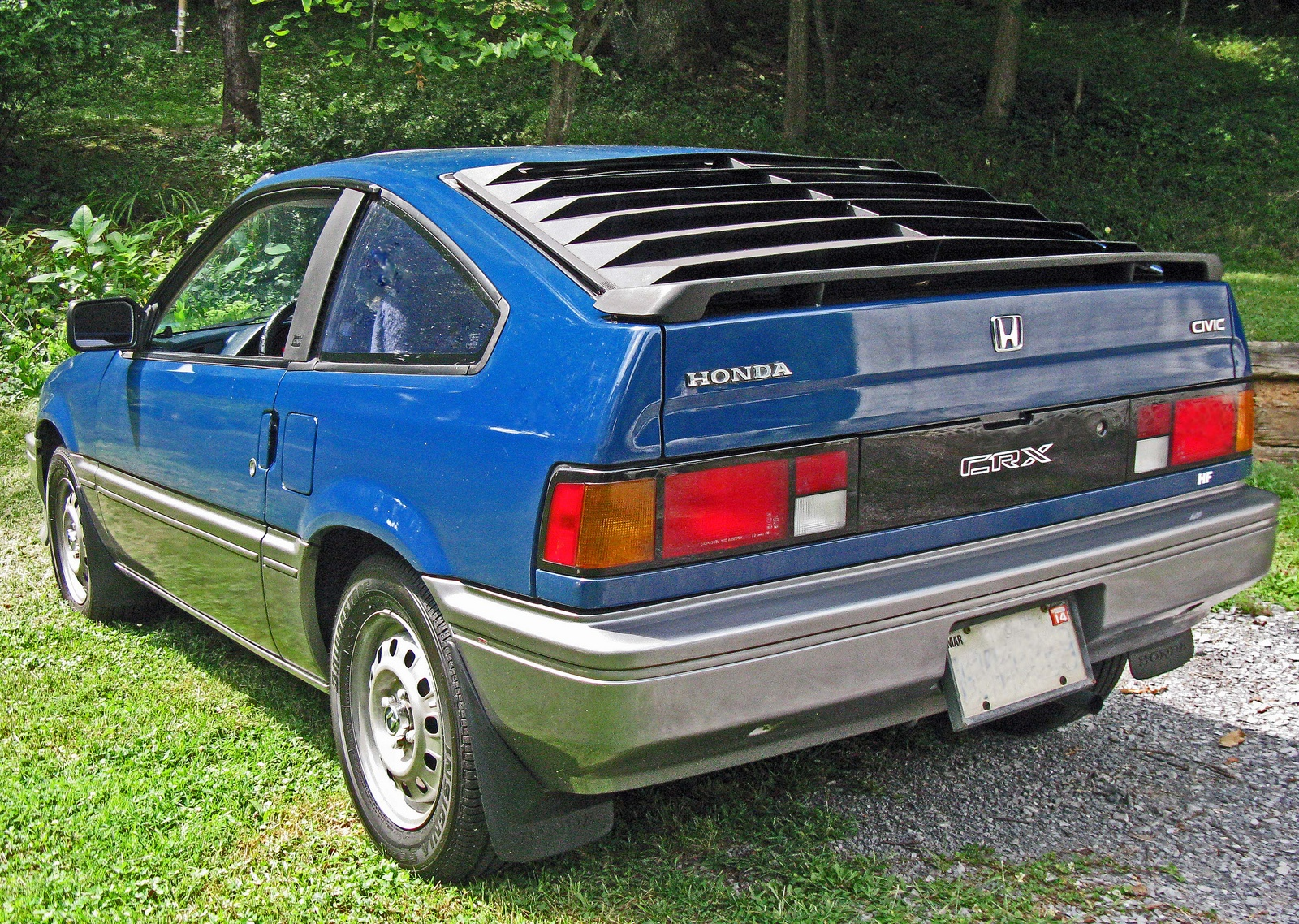 1985 honda civic crx pictures cargurus. Black Bedroom Furniture Sets. Home Design Ideas