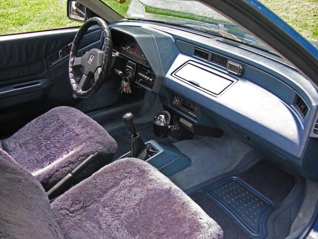 1985 Honda Civic Crx Pictures Cargurus