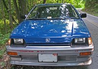 1985 Honda Civic CRX Picture Gallery