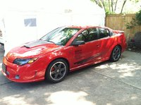 Picture of 2005 Saturn ION Red Line Quad Coupe, exterior, gallery_worthy