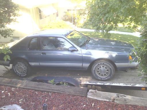 Picture of 1985 Ford Thunderbird