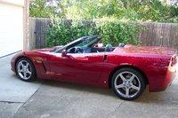Picture of 2008 Chevrolet Corvette Convertible, exterior