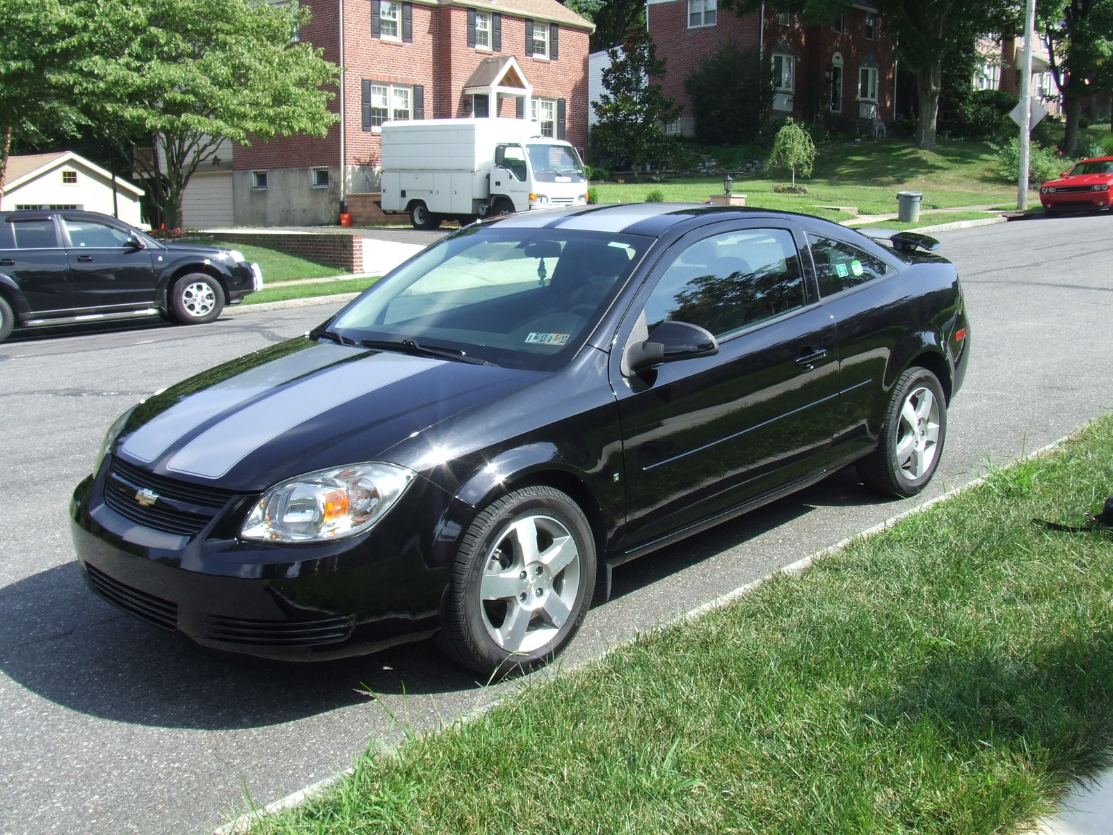 Picture of 2008 Chevrolet Cobalt LT1 Coupe, exterior