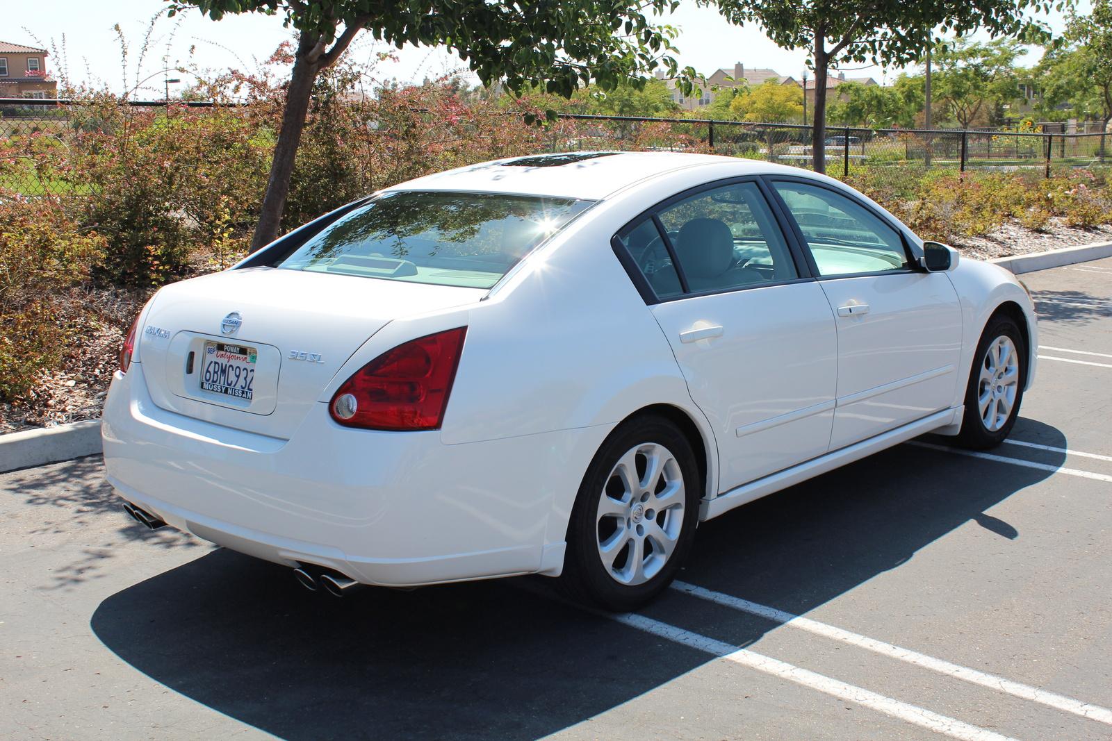 2007 Nissan Maxima Pictures Cargurus