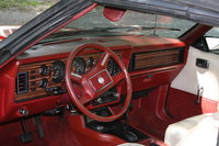 Picture of 1983 Ford Mustang LX Convertible, interior