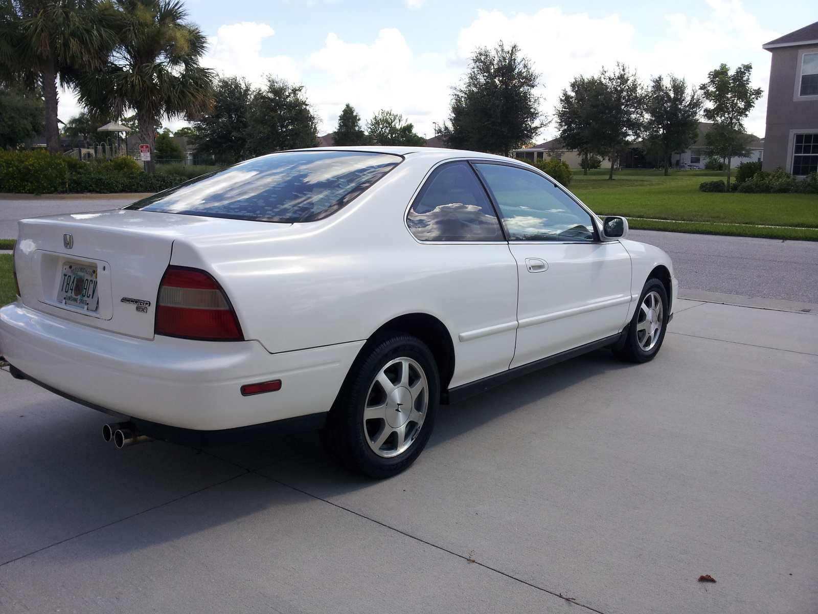Picture Of 1995 Honda Accord Ex Coupe Exterior