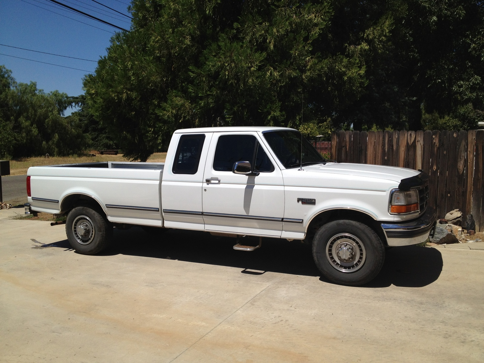 Picture of 1993 Ford F-250 2 Dr XLT Extended Cab LB