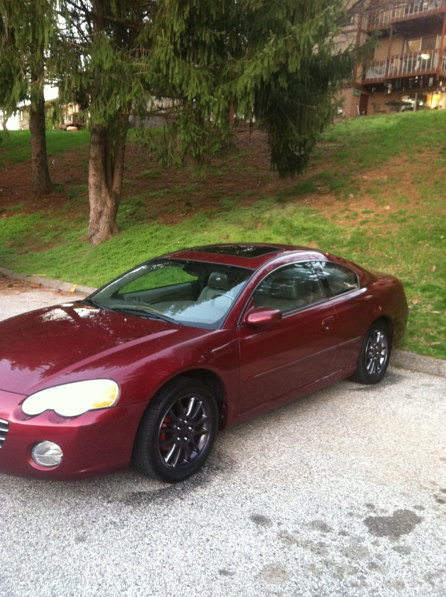 2003 Chrysler Sebring LXi Coupe picture