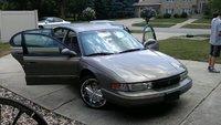 1994 Chrysler LHS Overview