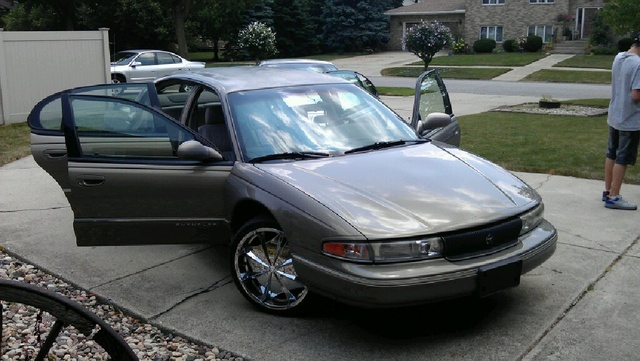 Picture of 1994 Chrysler LHS 4 Dr STD Sedan