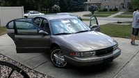 1994 Chrysler LHS Overview