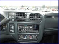Picture of 2001 Chevrolet Blazer 2 Dr LS 4WD SUV, interior