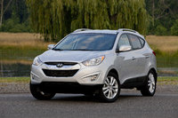 2013 Hyundai Tucson, Front-quarter view, exterior, manufacturer