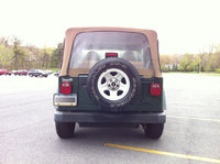 Picture of 2000 Jeep Wrangler SE, exterior, gallery_worthy