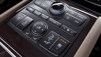 2013 Hyundai Equus, interior center controls, interior, manufacturer