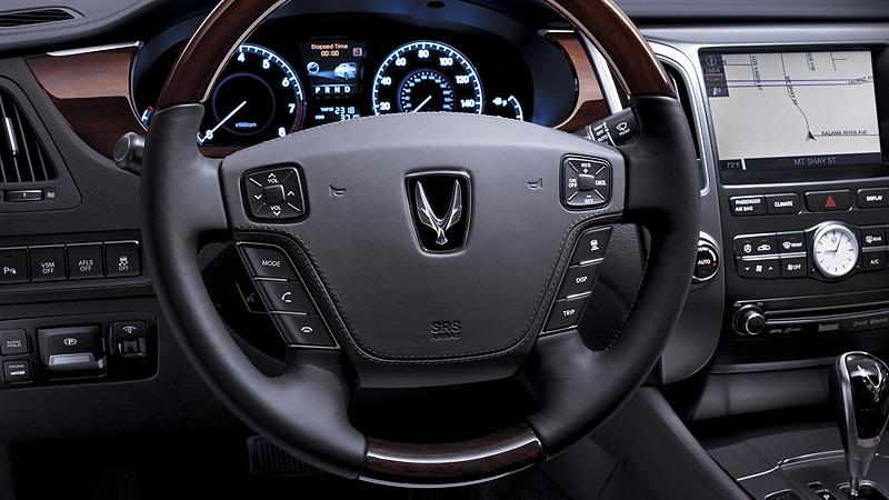 2013 Hyundai Equus Pictures Cargurus