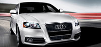 2013 Audi A3, exterior right front quarter view, exterior, manufacturer