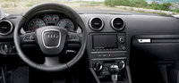 2013 Audi A3, interior front drivers view, interior, manufacturer