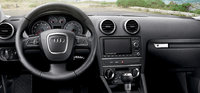 2013 Audi A3, interior front drivers view, manufacturer, interior