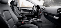 2013 Audi A3, interior front passenger and driver view, interior, manufacturer