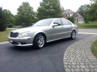 Picture of 2005 Mercedes-Benz S-Class S 55 AMG, exterior, gallery_worthy