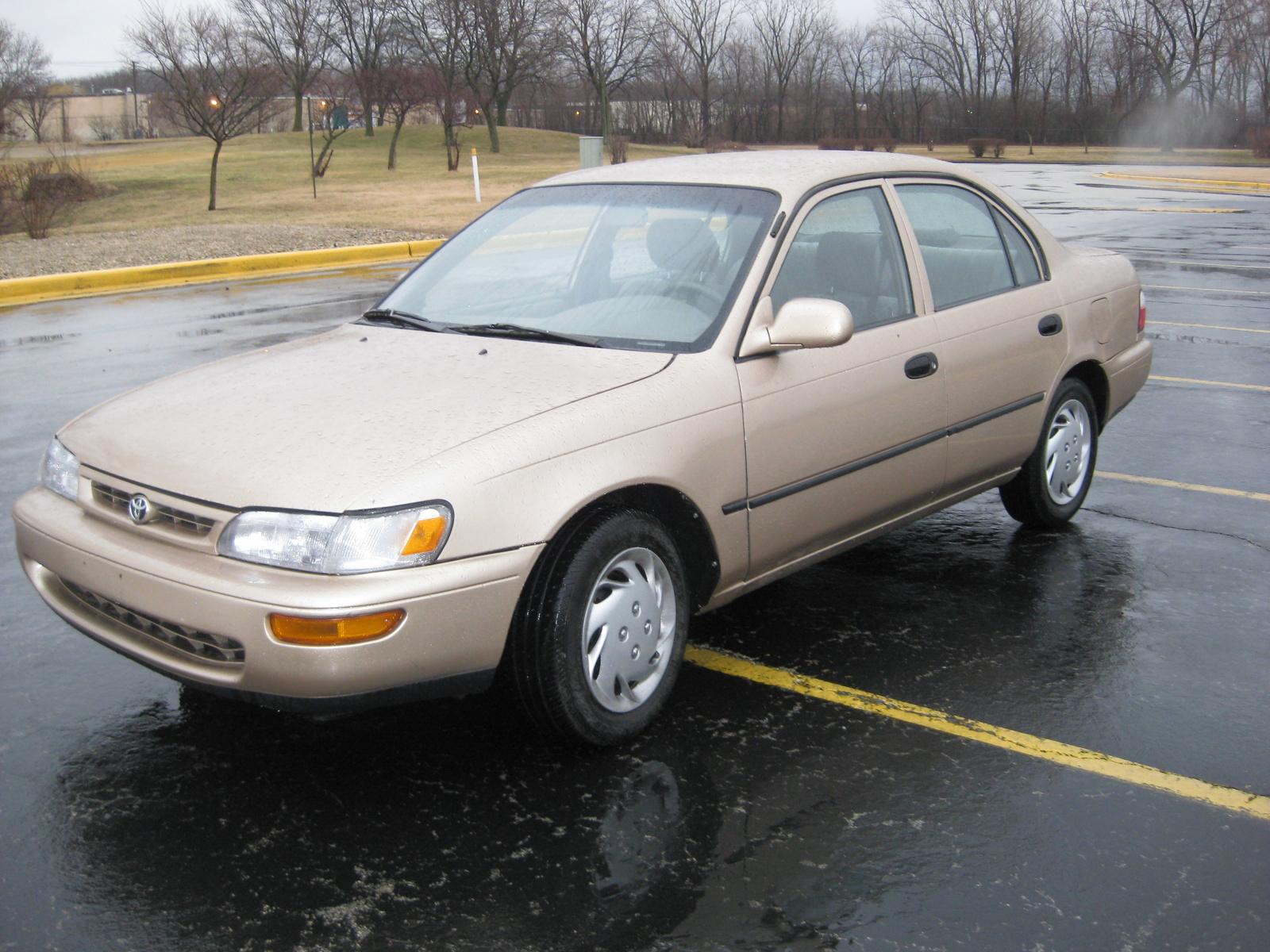 1997 Toyota Corolla Exterior Pictures Cargurus
