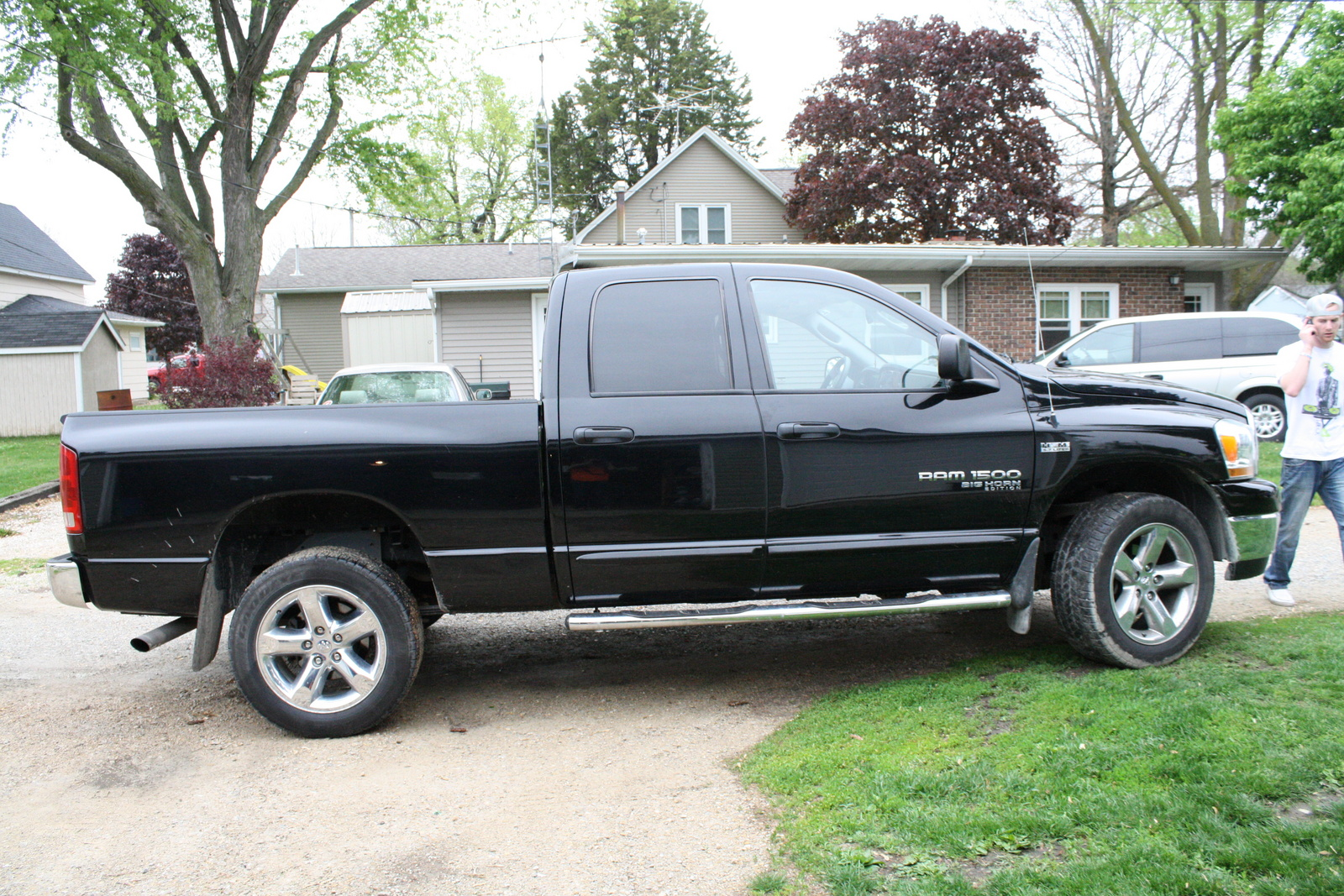 picture of 2006 dodge ram pickup 1500 slt mega cab sb 4wd exterior. Black Bedroom Furniture Sets. Home Design Ideas