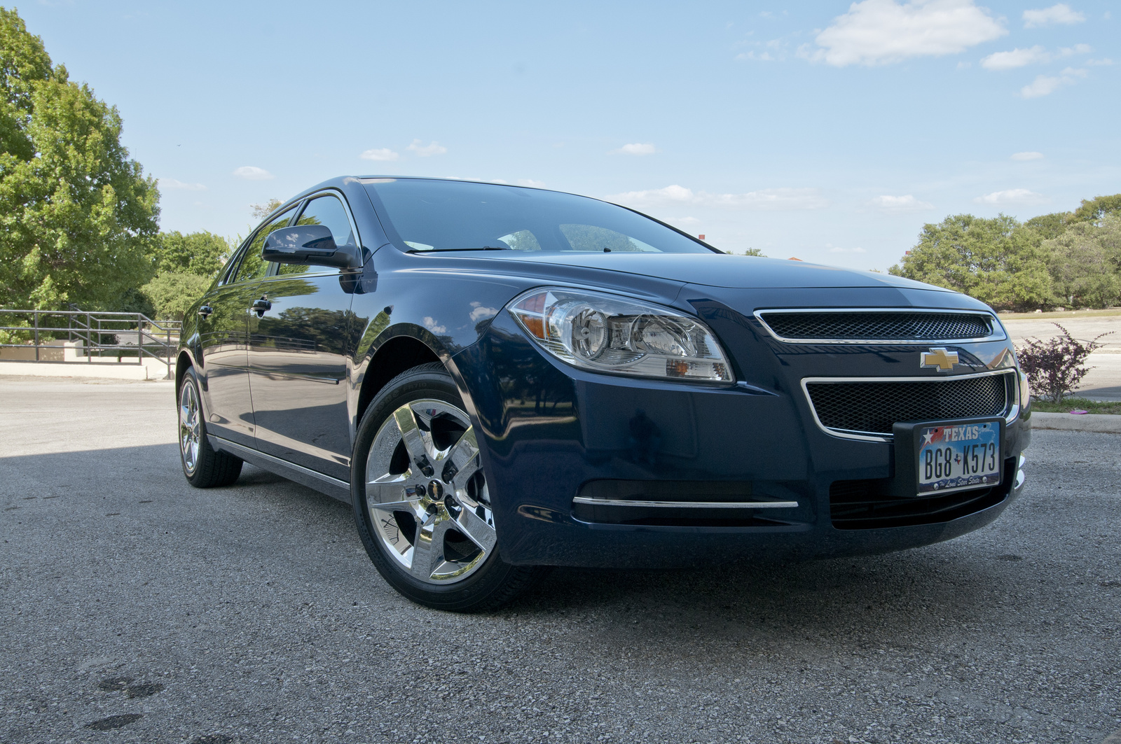 picture of 2010 chevrolet malibu lt exterior. Cars Review. Best American Auto & Cars Review