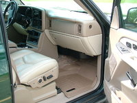 Picture of 2003 Chevrolet Suburban LT 1500 4WD, interior