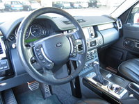 Picture of 2008 Land Rover Range Rover Supercharged, interior