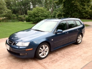 Picture of 2007 Saab 9-3 SportCombi 2.0T, exterior