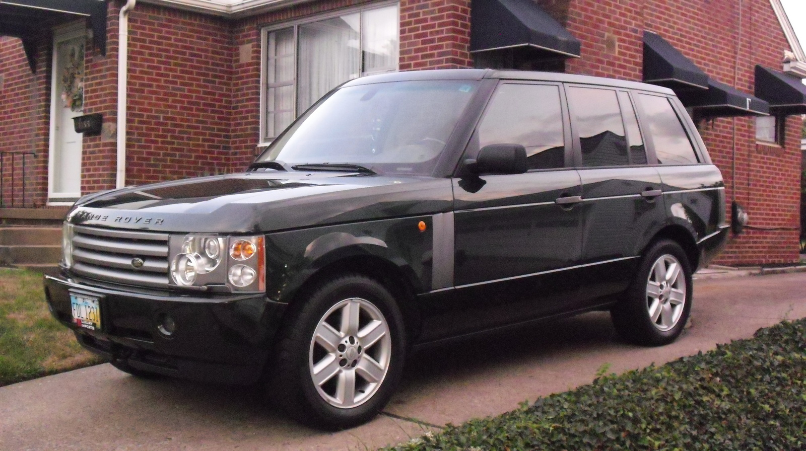2004 Land Rover Range Rover - Pictures