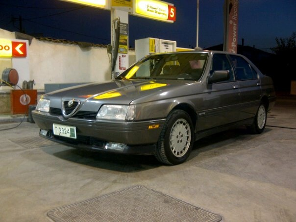 Picture of 1991 Alfa Romeo 164