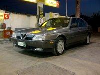 1991 Alfa Romeo 164 Overview