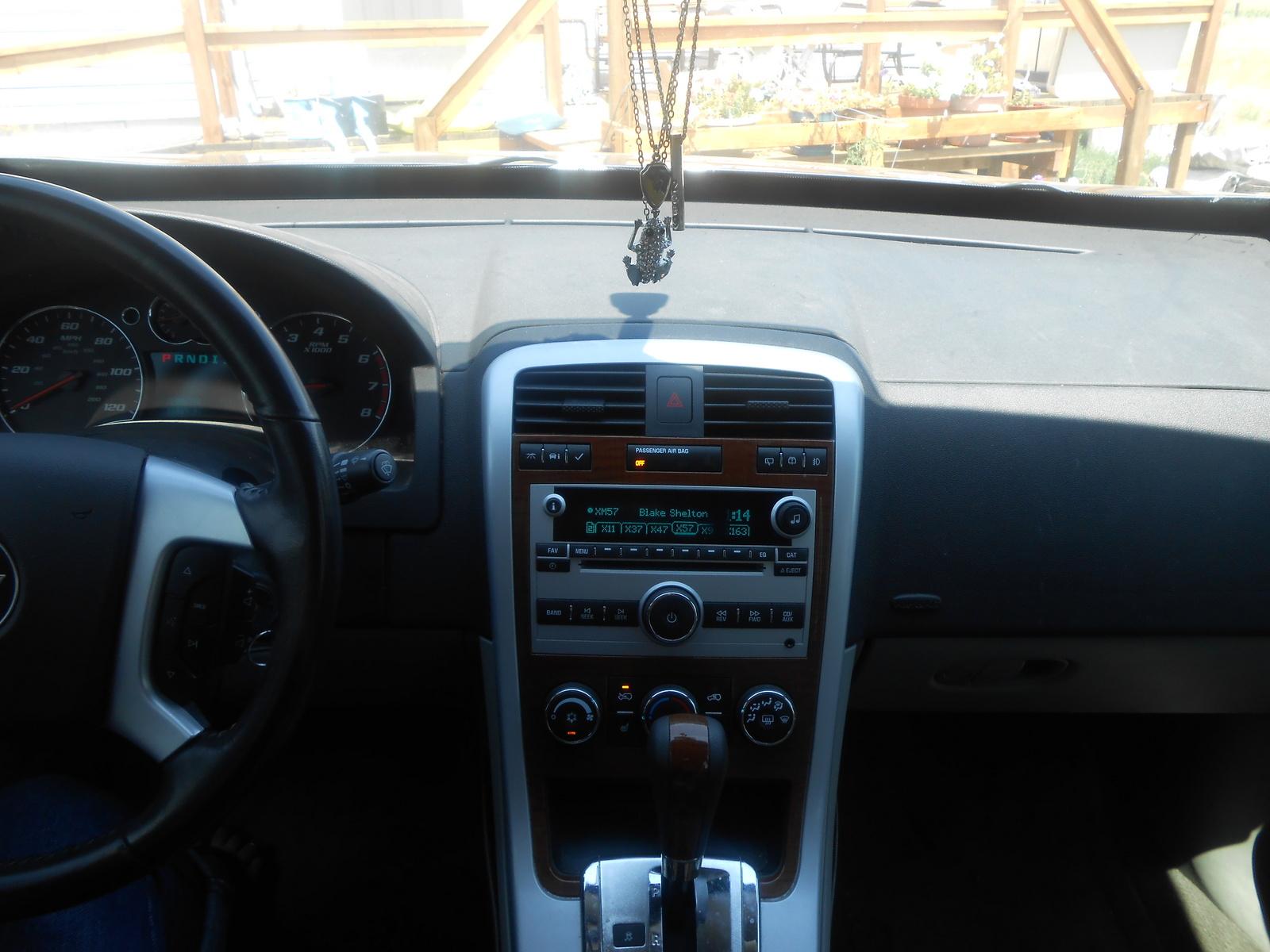 2008 Chevrolet Equinox Interior Pictures Cargurus