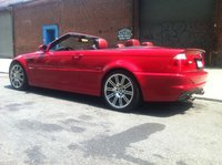 Picture of 2005 BMW M3 Convertible RWD, exterior, gallery_worthy