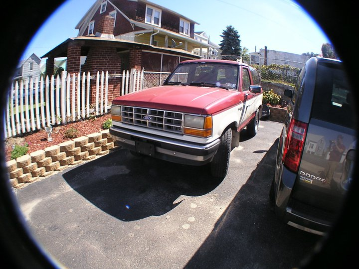 1989 Ford Bronco II picture
