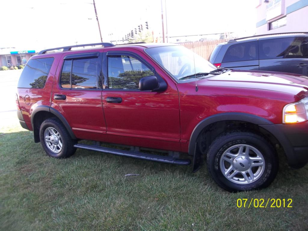picture of 2003 ford explorer sport trac 4 dr xls 4wd crew cab sb. Cars Review. Best American Auto & Cars Review