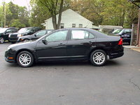 Picture of 2010 Ford Fusion S, exterior