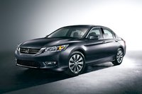 2013 Honda Accord, Front-quarter view, exterior, manufacturer