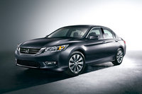 2013 Honda Accord, Front-quarter view, manufacturer, exterior