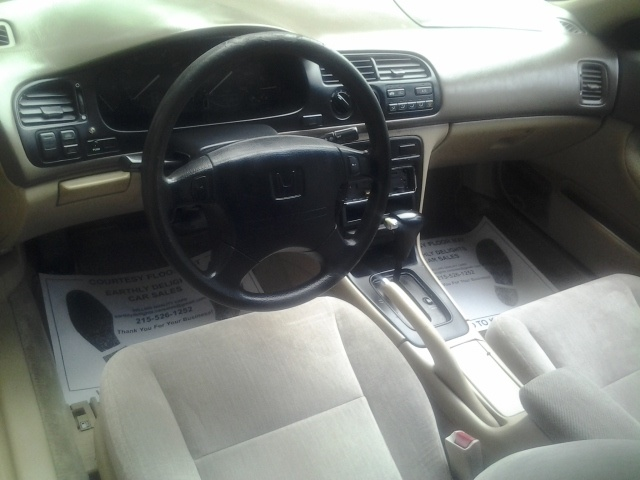 Picture of 1995 Honda Accord EX, interior, gallery_worthy