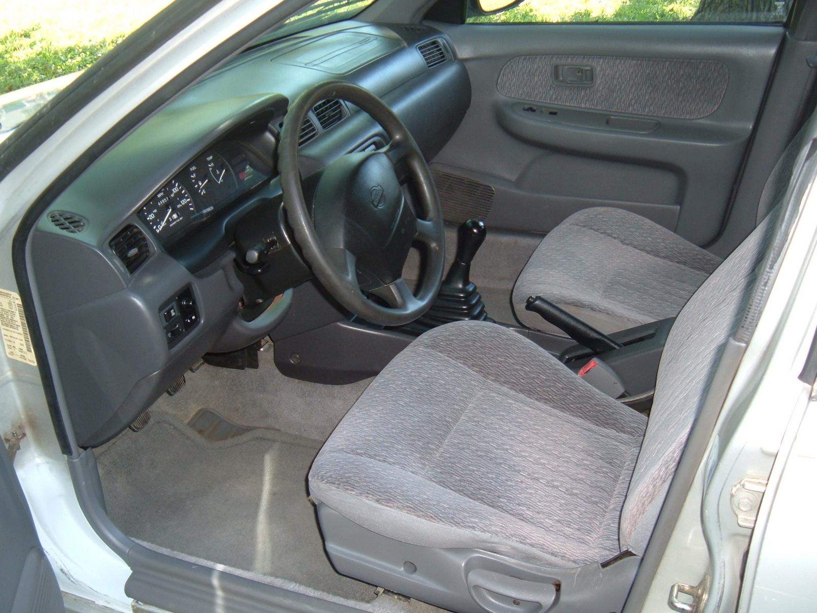 1998 Nissan Sentra - Interior Pictures - CarGurus