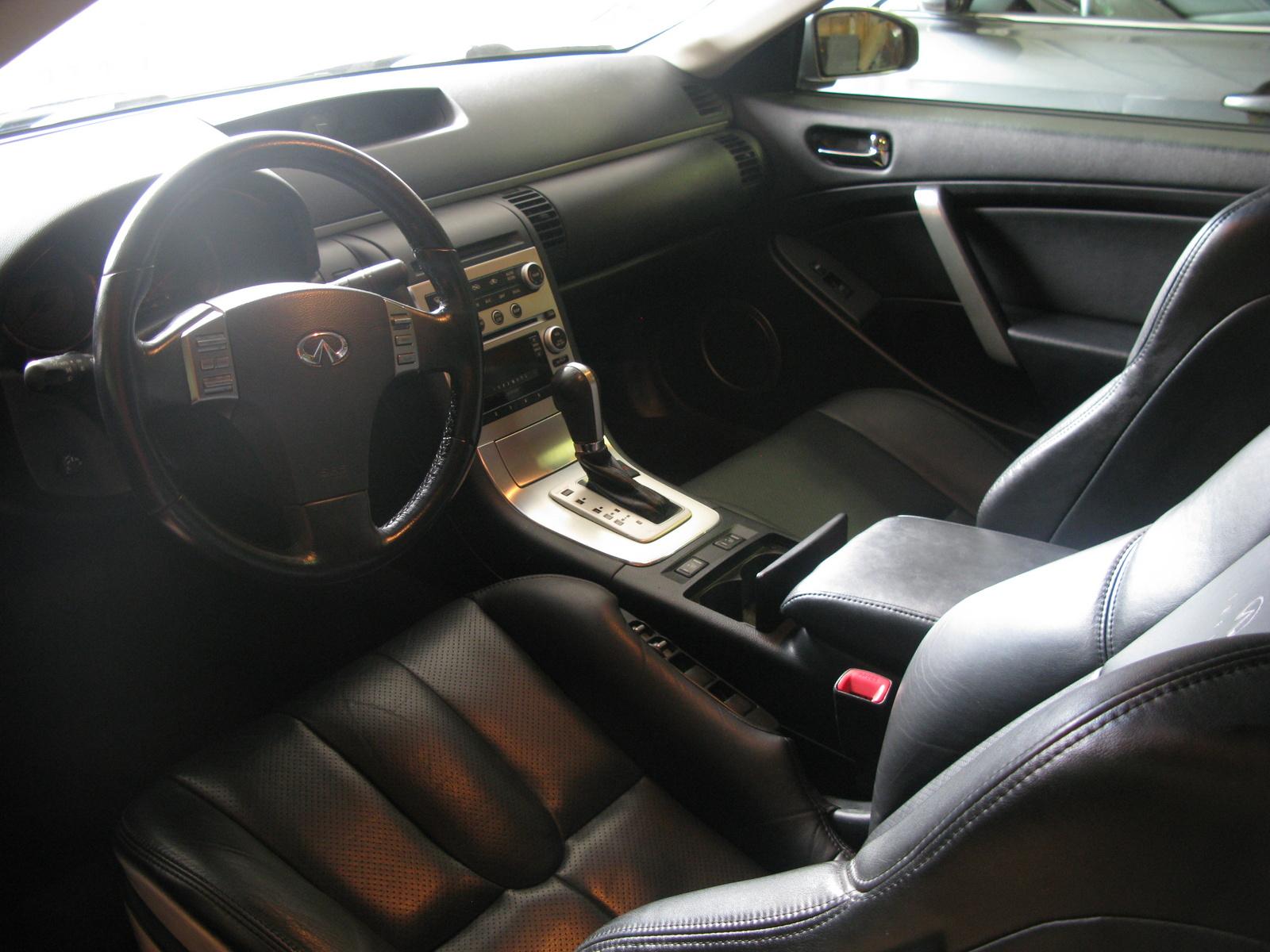 2005 Infiniti G35 Interior Pictures Cargurus