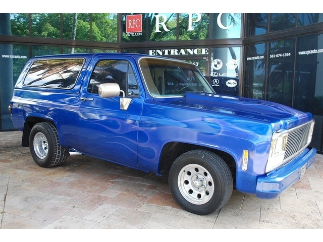 Picture of 1980 Chevrolet Blazer