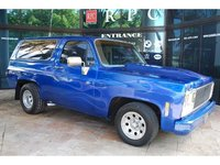 1980 Chevrolet Blazer Picture Gallery