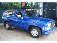1980 Chevrolet Blazer Overview